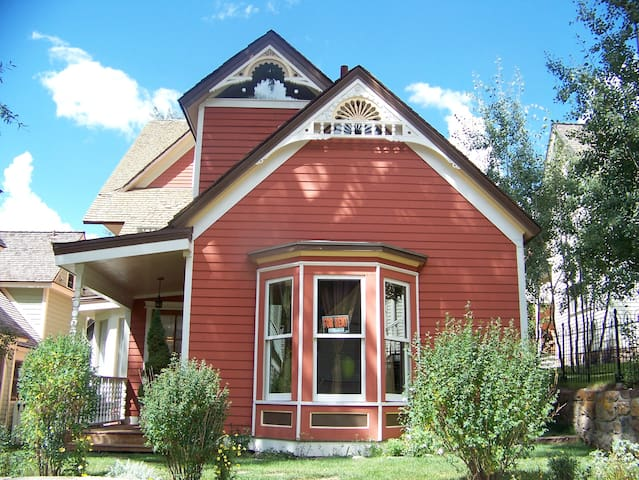 Charming Victorian Sleeps 7 - Avail For Bluegrass - Telluride - House