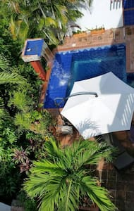 Honda, house and private pool - Honda