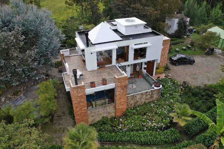 Casa Finca Tabio  (Website hidden by Airbnb)