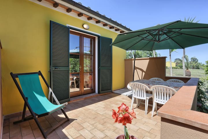 Holiday apartment with terrace and garden - Villa I Gelsi - Bilo 2