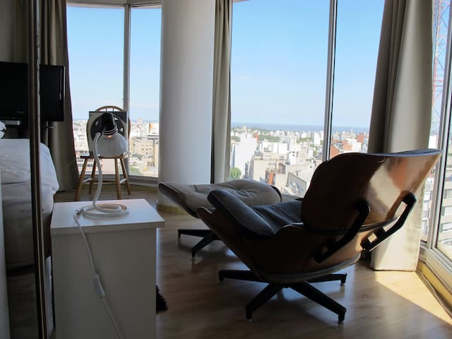 MODERN LOFT IN GREAT LOCATION       - Montevideo - Loft