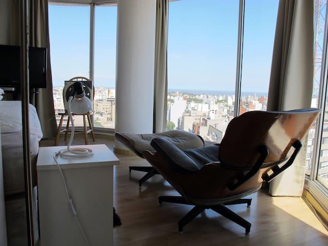 MODERN LOFT IN GREAT LOCATION !!! - Montevideo - Loft