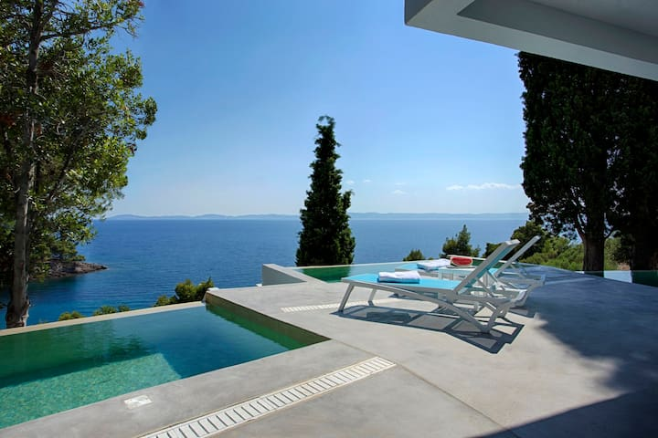 Villa Kalyva Mare | One Bedroom - Chalkidiki - Vila