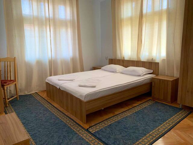 Double room close to the beach