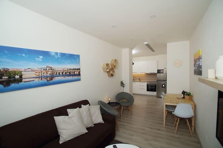Apartment by the river /Apartman u Vltavy