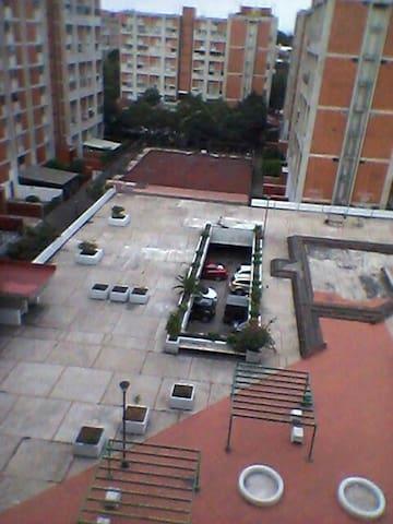 2 camas en mi sala: individual y doble - Ciudad de México - Appartement