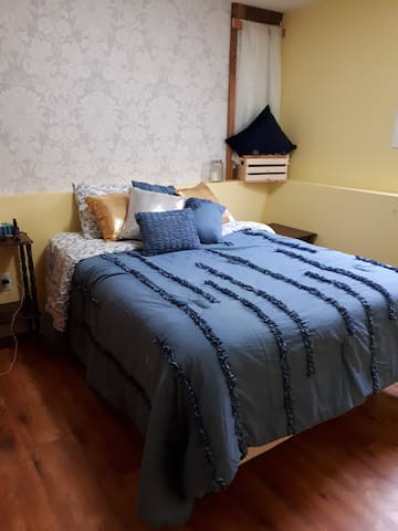 Comfortable stay in St.John's