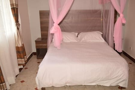 Private Room at Chillas Inn Kabale