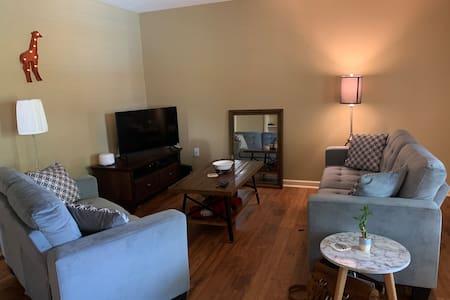 Quiet Apartment Space