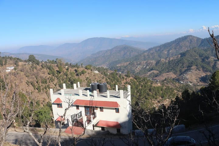 Kalpataru1 - stay in hills