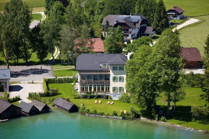Residenz Seehof Wohnung Jasmin 80m² Seeblick - Gschwendt - Leilighet