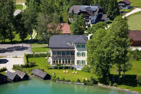 Residenz Seehof Wohnung Jasmin 80m² Seeblick - Gschwendt - อพาร์ทเมนท์