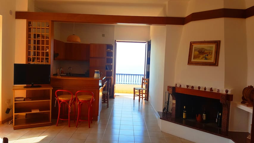 Appartamento Torre con Vista Mare - Joppolo - Apartment