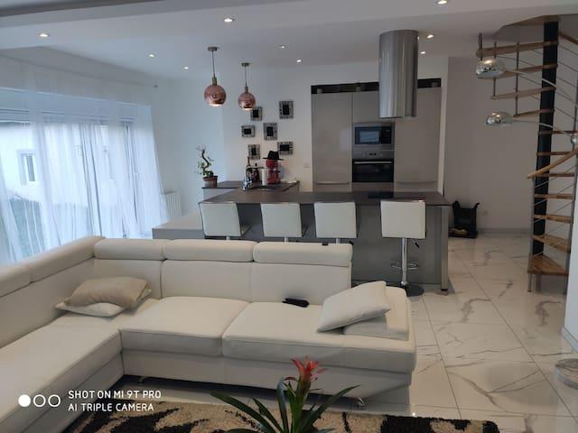 Maison moderne à 15mn du puy en Velay