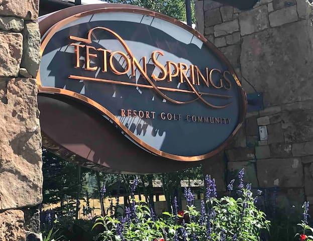 Teton Springs Resort Condominium