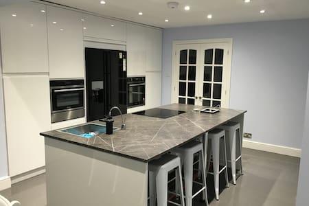 Modern room - House