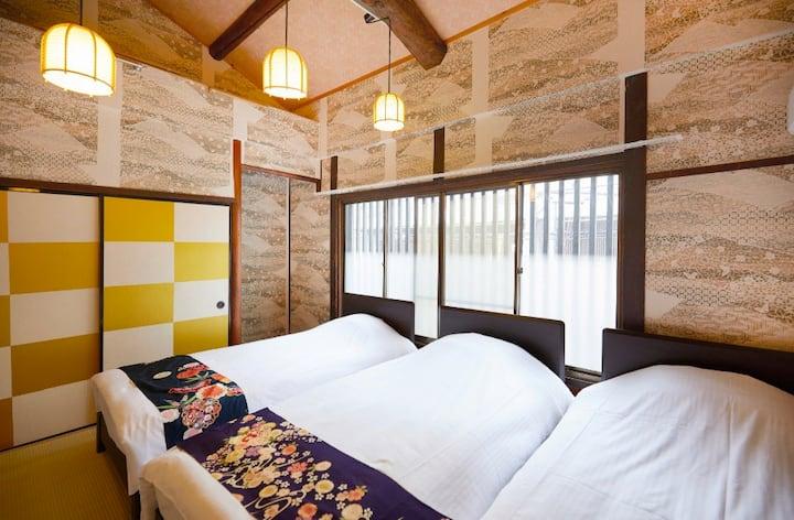 Downtown Kyoto machiya house ★fully furnished★