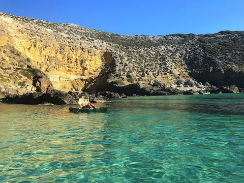 Stokes Bay Cliffs Kangaroo Island