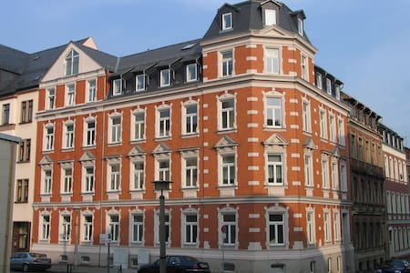 Ferienwohnung Warnken mit Sauna in Plauen - Plauen - Apartment