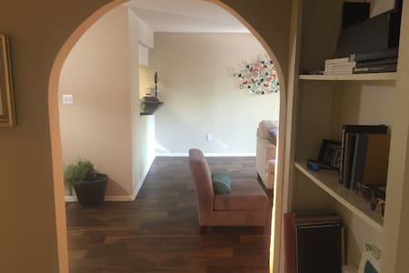 Downtown large 1 bedroom apartment - Austin - Apartment