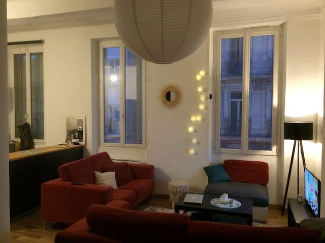 Appartement Paradis Marseille