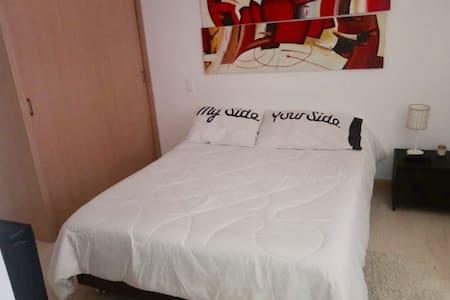 Apartamento tranquilo y privado