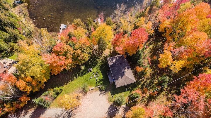 Les Chalets du Lac Grenier - Chalet Pierre