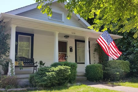 Charming 1920s home in historic district - Springfield - Haus
