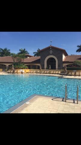 Very private house near Juno Beach - Palm Beach Gardens - Huis