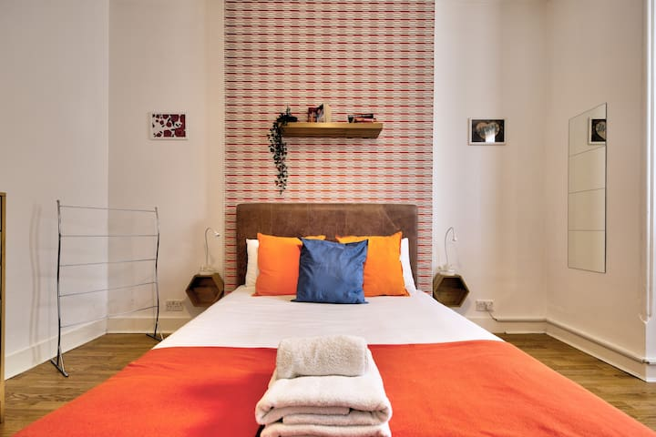 OX2 1 bed apt 20 min to Oxford Circus