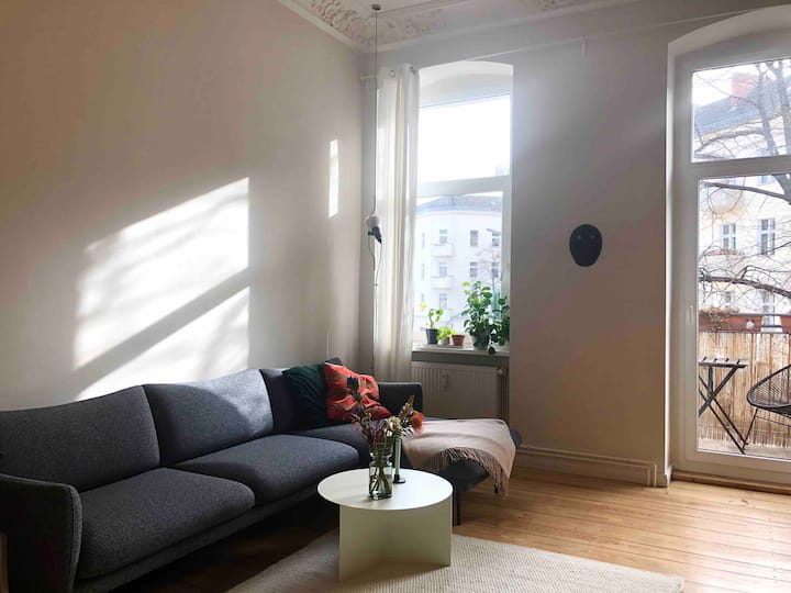 Beautiful apartment in Berlin's hippest area NK