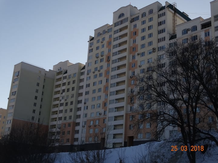 Penza Apartment for the World Cup (FIFA 2018)