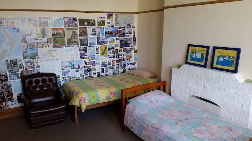 3-BED ROOM in Central Dunedin City!!