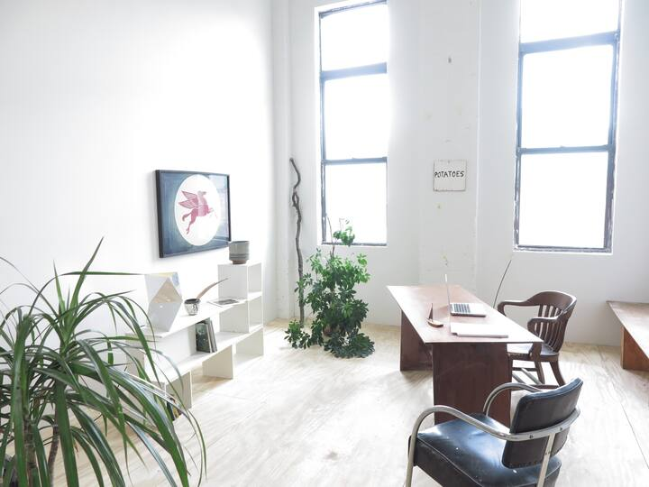 Brooklyn Artist/Designer/Photographer Loft