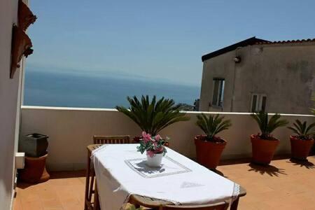 meravigliosa  casa vista mare - Ravello