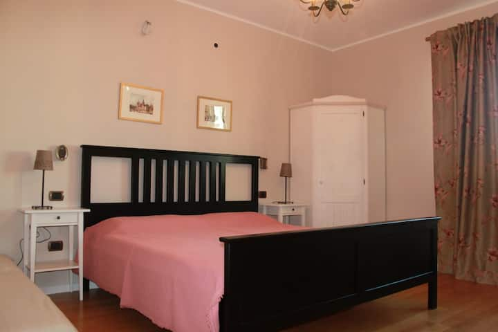 Vila ICA, triple room