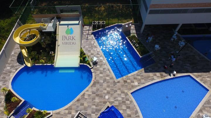 Resort Park Veredas - Rio Quente 4