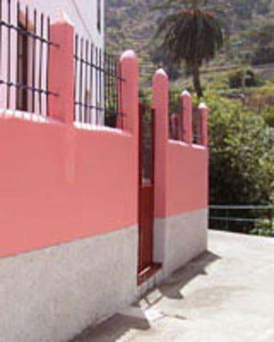 Casas Rurales  Barranco Camino ( EL PALMAR ) - Vallehermoso - Dom