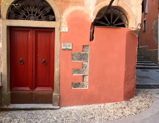 """Appartamento """"PICCOLO PRINCIPE"""" Monterosso - Monterosso al Mare - Wohnung"""