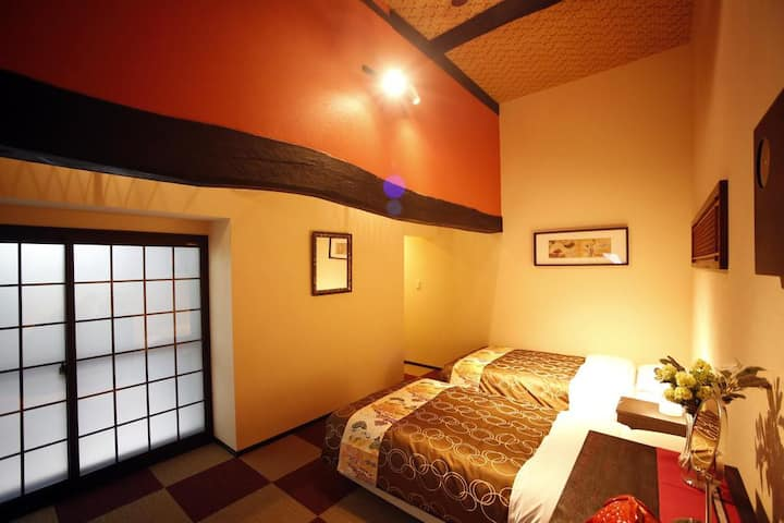 Deluxe Japanese Western Style Room - Main Building
