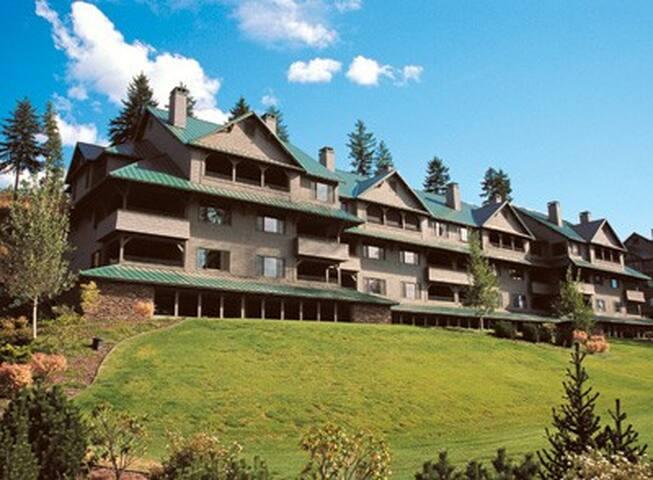 Idaho-Harrison, ID Arrow Point Resort 2 Bdrm Condo - Harrison - Villa
