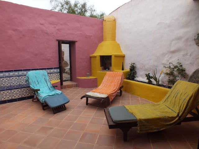Private country house in Lanzarote - Лансароте