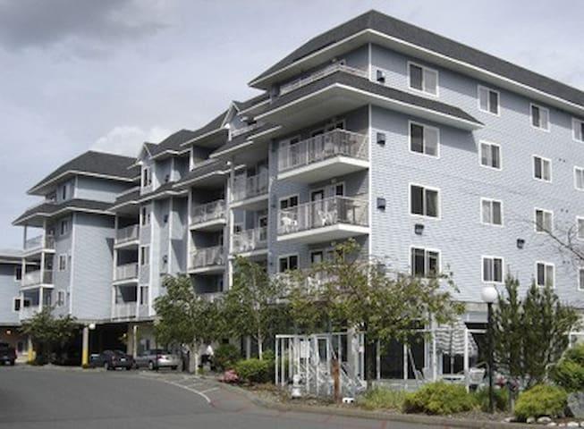 Washington-Birch Bay Resort Studio Condo - Blaine