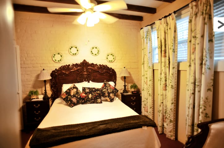 Savannah BnB: Ivy Cottage - Savannah - Bed & Breakfast