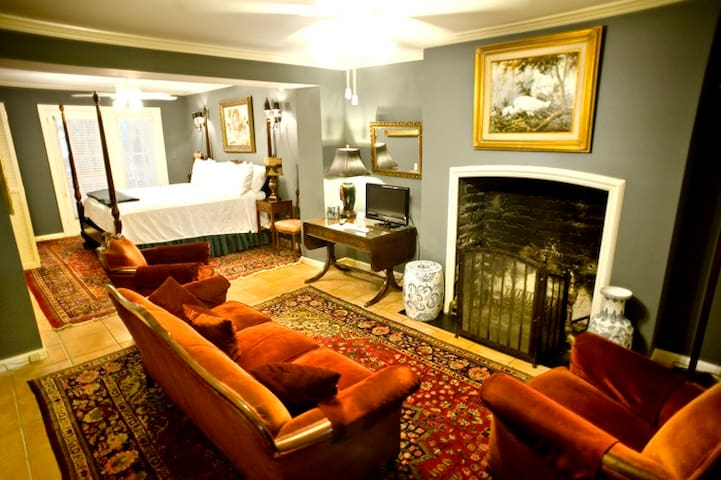 Savannah BnB: Jackson Suite - Savannah - Bed & Breakfast