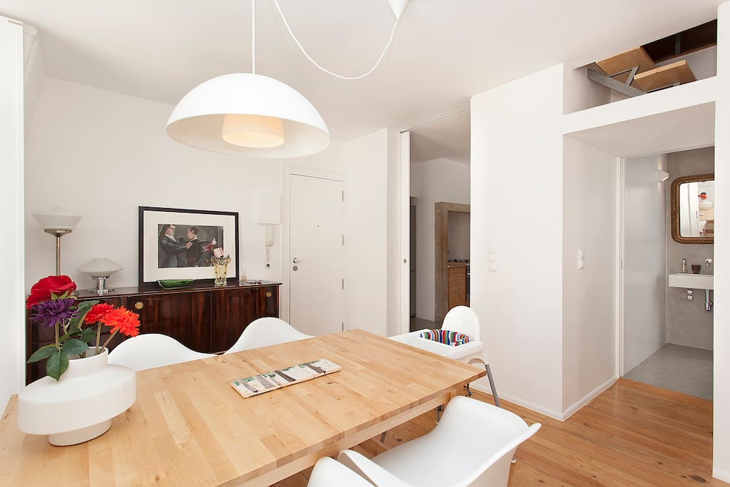 Lisbon ingra a design apartment appartements louer for Appartement design lisbonne