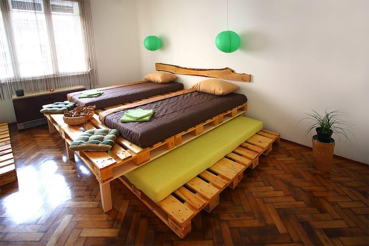 POSITIVE 2 - 2 bedrooms, 8 prs. - Belgrade