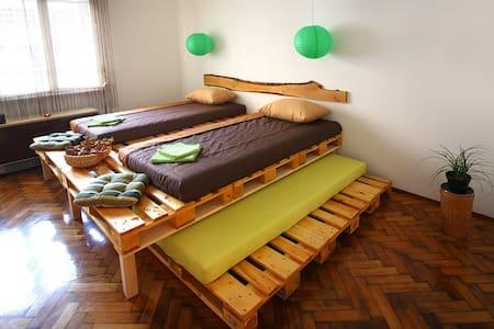 POSITIVE 2 - 2 bedrooms, 8 prs. - Belgrade - Apartment