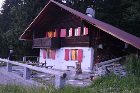 Unique Swiss mountain chalet - Les Diablerets - Chalet