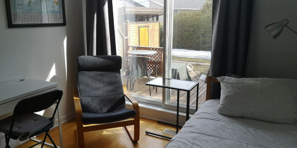 private room to rent , single bed